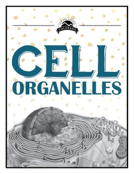 Cells and Organelles Class Project - {Editable}