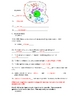 Cell Organelles Assessment