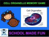 Cell Organelles MEMORY REVIEW GAME