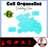 "Cell Organelles Warm-Up Game: ""I have, who has?"" Vocabulary Chain"