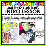 Cell Organelles and Their Functions Lesson