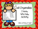 "Cell Organelles and functions ""I have... Who has...?"""