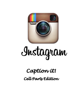 Cell Parts Instagram