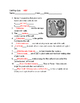 Cell Parts Pop Quiz