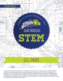 Cell Parts - STEM Lesson Plan With Journal page