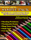 Everyone Learns: Sampler