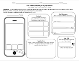 Cell Phone Activity - Template