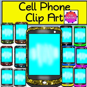 Cell Phone Clip Art