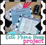 Cell Phone News Project