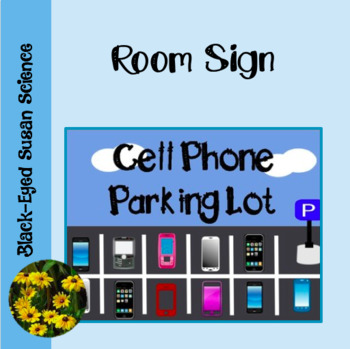 Cell Phone Parking Lot