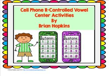 Cell Phone Phonics Bundle