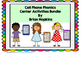Cell Phone Phonics Bundle