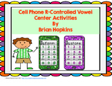 Cell Phone R Controlled Vowel Activities - Texting, ABC Order, Sorting