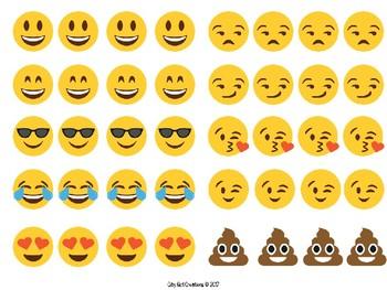Cell Phone and Emoji Online Classroom Reward