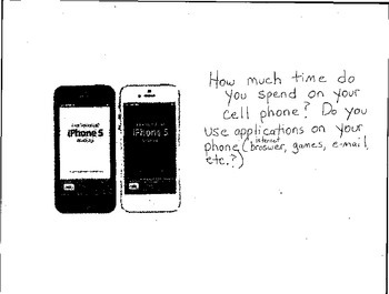 Cell Phones/ Daily Prompts