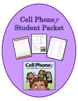 Cell Phoney Book Activities