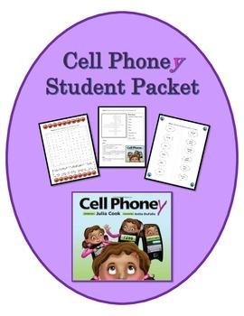 Cell Phoney Book Activities