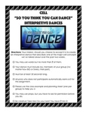 Cell Process Review: So You Think You Can Dance Interpretive Dances!