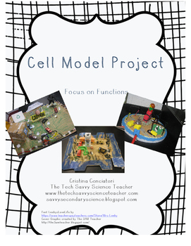 Cell Project - Focus on Function