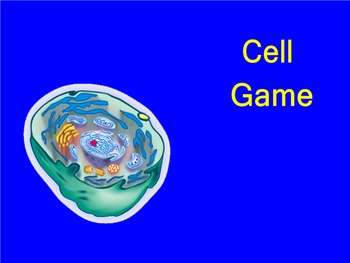 Cell Review Game