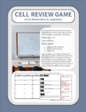 Cell Review Game - Alternative to Jeopardy