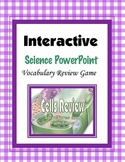 Cell Review PowerPoint (Cell Structure, Functions and Organelles)