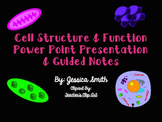Cells PowerPoint & Notes