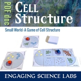 Cell Structure and Cell Organelles:A Game to Learn How They Look and Their Names