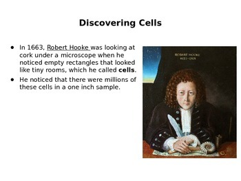 Cell Structure and Function PowerPoint