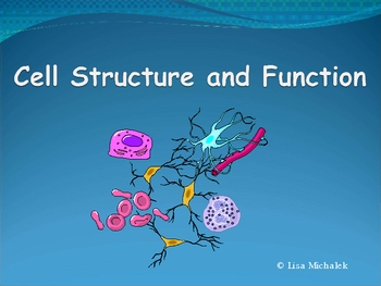 powerpoint presentation on cell structure and function