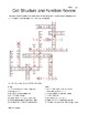 Cell Structure and Function Review
