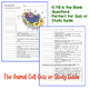 Cell Structure and Function Set of 3 Quizzes or Homework