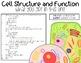 Cell Structure and Function Unit