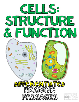 Cell Structure and Function of Cells Differentiated Nonfic
