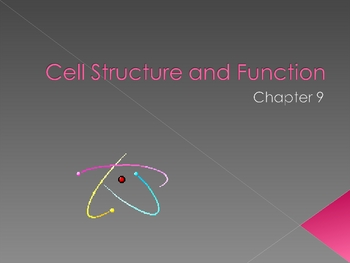 Cell Structure and Functions Power Point