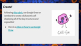 Cell Structures (Organelles) & Functions Hyperdoc