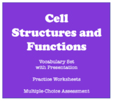 Cell Structures and Functions Resources Set