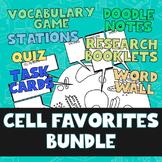 Cell Super Bundle Favorites Pack!