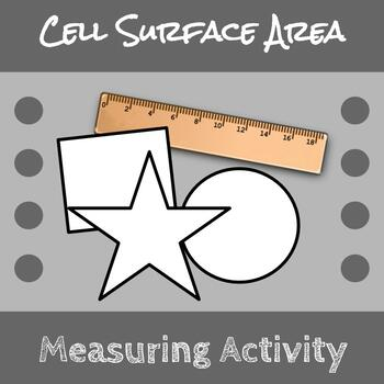 Cell Surface Area to Volume Exploratory Activity