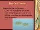 Cell Theory  7th grade PowerPoint