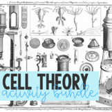 Cell Theory Activity Bundle
