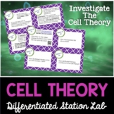 Cell Theory Student-Led Station Lab