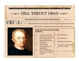 Cell Theory News