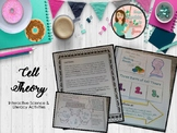 Cell Theory Science and Literacy Activities