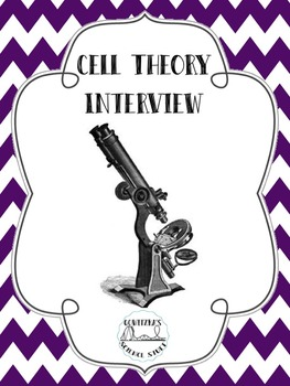 Cell Theory: Scientist Interview