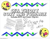 Cell Theory Sort and Foldbook