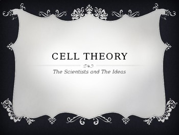 Cell Theory: The History Behind The Idea