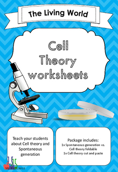 Cell Theory worksheets