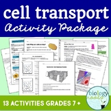 Cell Transport Activity Package
