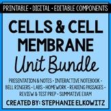 Cells and Cell Membrane Unit Bundle